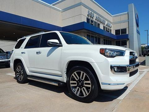Pre-Owned 2015 Toyota 4Runner Limited| ONLY AT BOB HOWARD ACURA CALL TODAY AT 405-753-8770!|