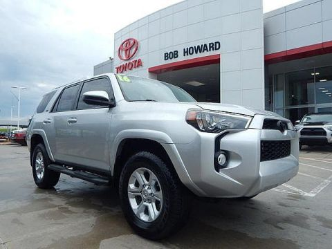 Pre-Owned 2016 Toyota 4Runner SR5***3RD ROW SEATS**CALL BH TOYOTA**405-936-8600*