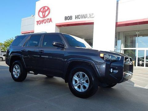 Pre-Owned 2018 Toyota 4Runner SR5****CALL BH TOYOTA***405-936-8600***