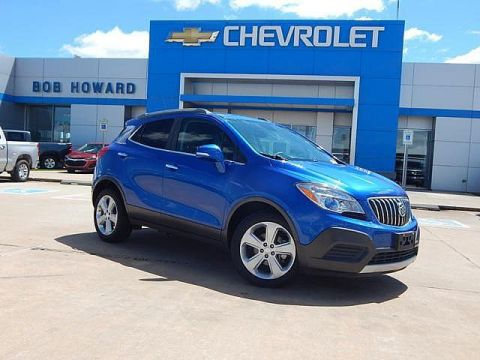 Pre-Owned 2015 Buick Encore ***BACK UP CAMERA***LEATHER***SP CHEVY 918-481-8000