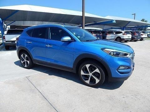 Pre-Owned 2016 Hyundai Tucson Limited AWD TURBO