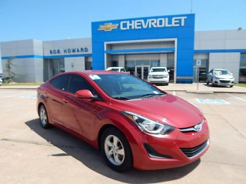 Pre-Owned 2014 Hyundai ELANTRA | BOB HOWARD CHEVROLET 405-748-7700 | GREAT GAS SAVER| 1 OWNER CLEAN CARFAX| GREAT VALUE CAR|