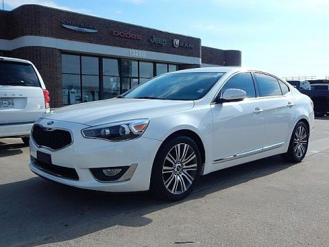 Pre-Owned 2014 Kia Cadenza Limited | BOB HOWARD DODGE 405-936-8900