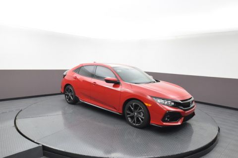 Pre-Owned 2019 Honda Civic Hatchback Sport SP Honda 918-491-0100