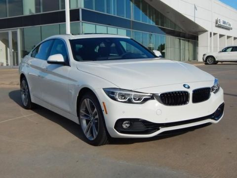 Demo 2019 BMW 4 Series 430i xDrive