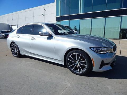 Demo 2019 BMW 3 Series 330i