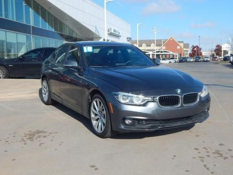 Pre-Owned 2018 BMW 3 Series