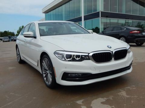 Demo 2018 BMW 5 Series