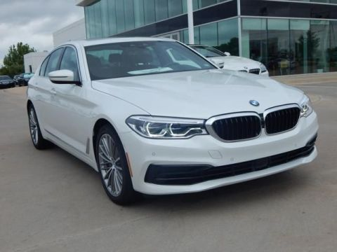 Demo 2019 BMW 5 Series 540i xDrive