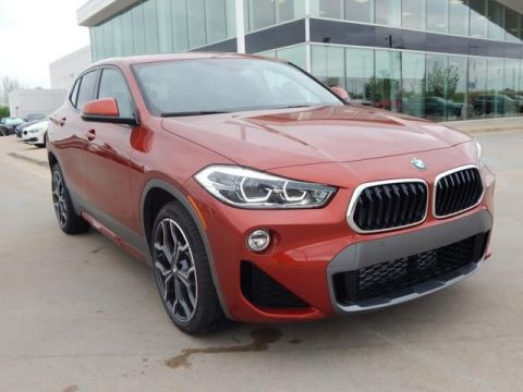 Demo 2018 BMW X2 sDrive28i